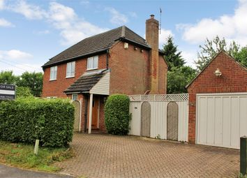 Thumbnail 3 bed detached house for sale in Vicarage Road, Whaddon, Milton Keynes, Buckinghamshire