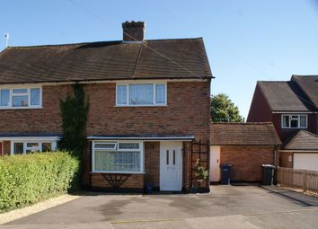 Thumbnail 2 bed semi-detached house for sale in Binscombe Crescent, Binscombe
