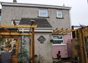 Thumbnail 1 bed end terrace house for sale in Hall Road, St. Dennis, St. Austell