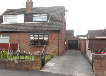 Thumbnail 2 bed semi-detached house to rent in Brooklands Drive, Orrell