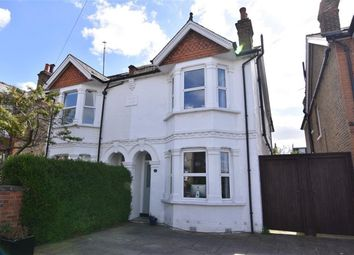 Thumbnail 4 bedroom semi-detached house to rent in Durlston Road, Kingston Upon Thames