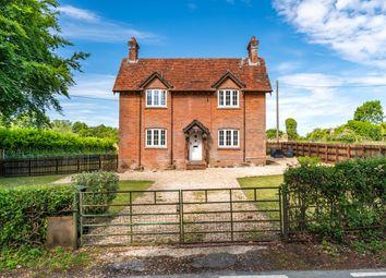 Bramshaw, Lyndhurst SO43. 3 bed detached house for sale