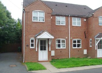 Thumbnail 3 bed semi-detached house for sale in Brookend Drive, Rubery