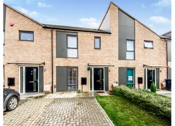 Thumbnail 2 bed town house for sale in Abbey Meadows, Leicester