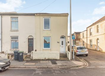 Thumbnail 3 bedroom end terrace house for sale in Forton Road, Gosport, Hampshire