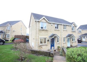 Thumbnail 3 bed semi-detached house for sale in Spruce Heights, Brighouse