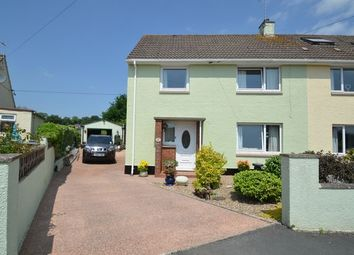 Thumbnail 3 bed terraced house for sale in South View, Westleigh, Tiverton