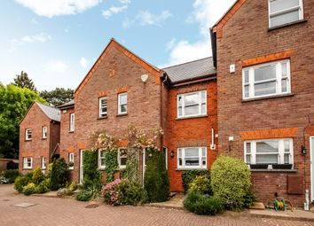 Thumbnail 3 bedroom town house to rent in Cymbeline Court, Mount Pleasant, St. Albans, Herts