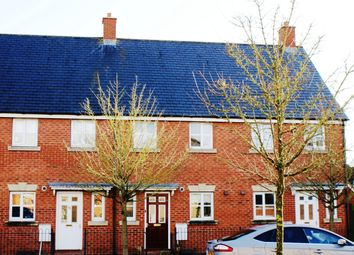 Thumbnail 2 bed terraced house to rent in Longridge Way, Weston Super Mare