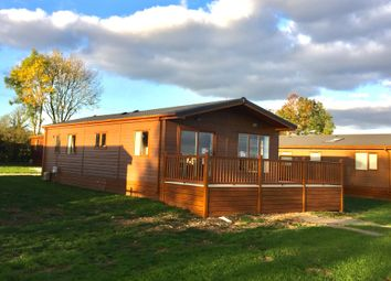 Thumbnail 2 bed mobile/park home for sale in Tissington Square, Fenny Bentley, Ashbourne