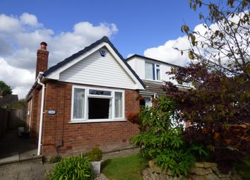 Thumbnail 4 bedroom bungalow for sale in Manifold Drive, High Lane, Stockport