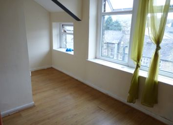 Thumbnail 1 bedroom flat to rent in North Street, Keighley
