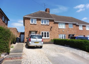 Thumbnail 3 bed semi-detached house for sale in Windmill Avenue, Raunds, Wellingborough