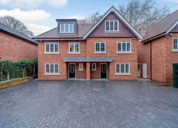 Thumbnail 4 bed semi-detached house for sale in Shooters Hill, Pangbourne, Berkshire