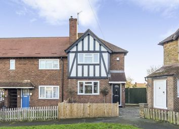 Thumbnail 3 bed end terrace house for sale in Alwold Crescent, London