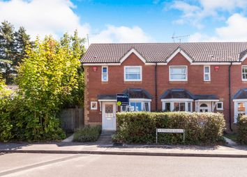 Thumbnail 2 bed end terrace house to rent in Attwood Drive, Arborfield, Reading