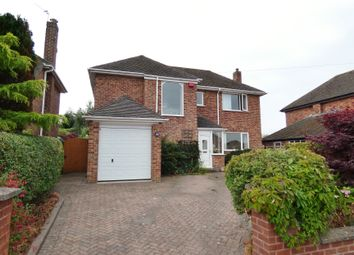 Thumbnail 3 bed detached house for sale in Queensbury, West Kirby, Wirral
