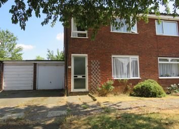 Thumbnail 3 bedroom semi-detached house for sale in Hale Avenue, Stony Stratford, Milton Keynes