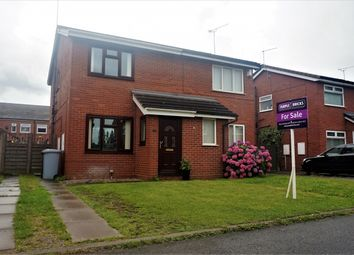 Thumbnail 2 bedroom semi-detached house for sale in Beech Grove, Crewe
