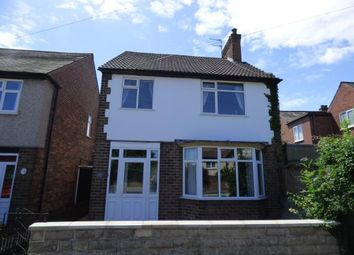 Thumbnail 3 bed detached house for sale in Byron Avenue, Long Eaton, Nottingham, Nottinghamshire