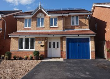 Thumbnail 4 bed detached house for sale in The Pastures, St. Helens