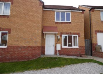 Thumbnail 2 bed property to rent in Cemetery Road, Langold, Worksop