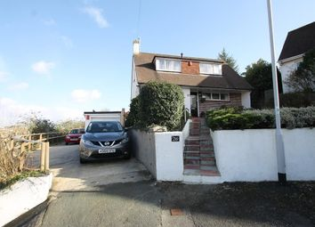 Thumbnail 3 bed detached house for sale in Overton Gardens, Mannamead, Plymouth