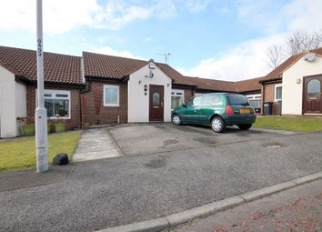 Thumbnail 2 bed bungalow for sale in Lumley Close, Chester Le Street