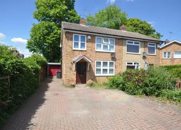 Thumbnail Semi-detached house for sale in Middlewood Close, Rufforth, York