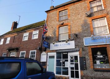 Thumbnail 1 bed flat to rent in Hungerford, Wiltshire