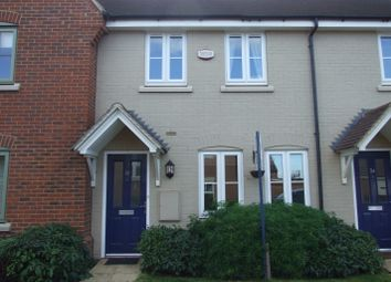 Thumbnail 3 bed terraced house to rent in 36 Butler Drive, Liddlington, Beds