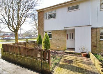 Thumbnail 3 bed end terrace house for sale in Coxcomb Walk, Bewbush, Crawley, West Sussex