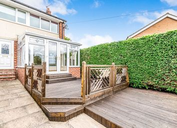 Thumbnail 3 bed semi-detached house to rent in Healey View, Ossett