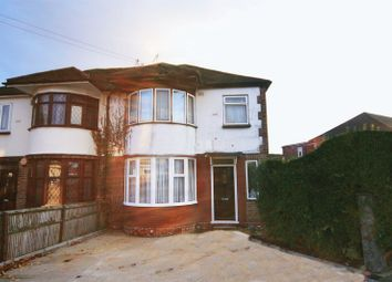 Thumbnail 2 bedroom flat for sale in Birkbeck Avenue, Greenford