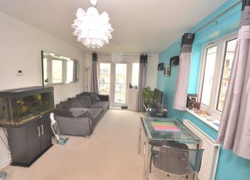 Thumbnail 1 bed flat to rent in Ley Farm Close, Watford
