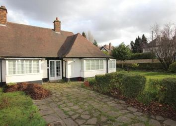 Thumbnail 2 bed bungalow to rent in Middleton Boulevard, Nottingham