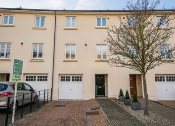 Thumbnail 4 bed terraced house to rent in Arthur Bliss Gardens, The Park, Cheltenham