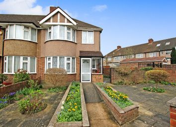 Thumbnail 3 bed end terrace house for sale in Crawford Gardens, Northolt