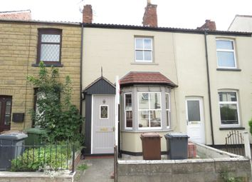 Thumbnail 2 bed terraced house for sale in Newark Road, Lincoln