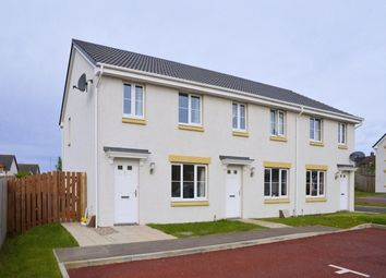 Thumbnail 3 bed end terrace house for sale in Sandstone Drive, Elgin