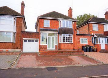 Thumbnail 3 bed link-detached house for sale in 126 Senneleys Park Road, Birmingham