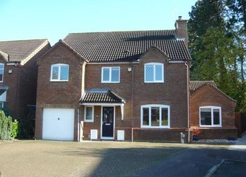 Thumbnail 5 bed detached house for sale in Blackwood Road, Eaton Socon, St. Neots, Cambridgeshire