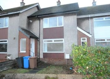 Thumbnail 2 bedroom terraced house to rent in Canal Crescent, Stevenston