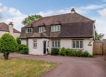 Thumbnail 4 bed detached house for sale in Pilgrims Way, Kemsing, Sevenoaks, Kent
