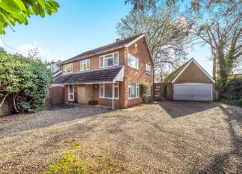 Thumbnail 5 bedroom detached house for sale in Holman Road, Aylsham, Norwich