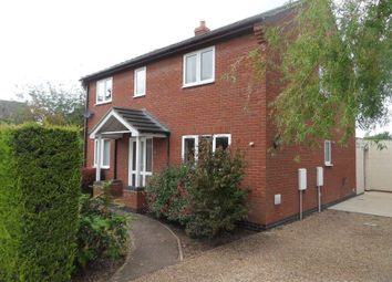 Thumbnail 4 bedroom detached house to rent in Ellwood Close, Isleham, Ely
