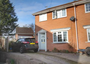 Thumbnail 3 bed semi-detached house for sale in Orchard Farm Close, Sedbury, Chepstow