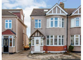Clarence Avenue, Upminster RM14. 4 bed semi-detached house