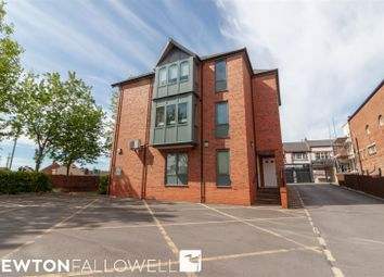 Thumbnail 2 bed flat for sale in Carolgate Court, Retford