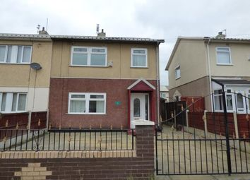 Thumbnail 3 bed semi-detached house for sale in Rogate Drive, Manchester